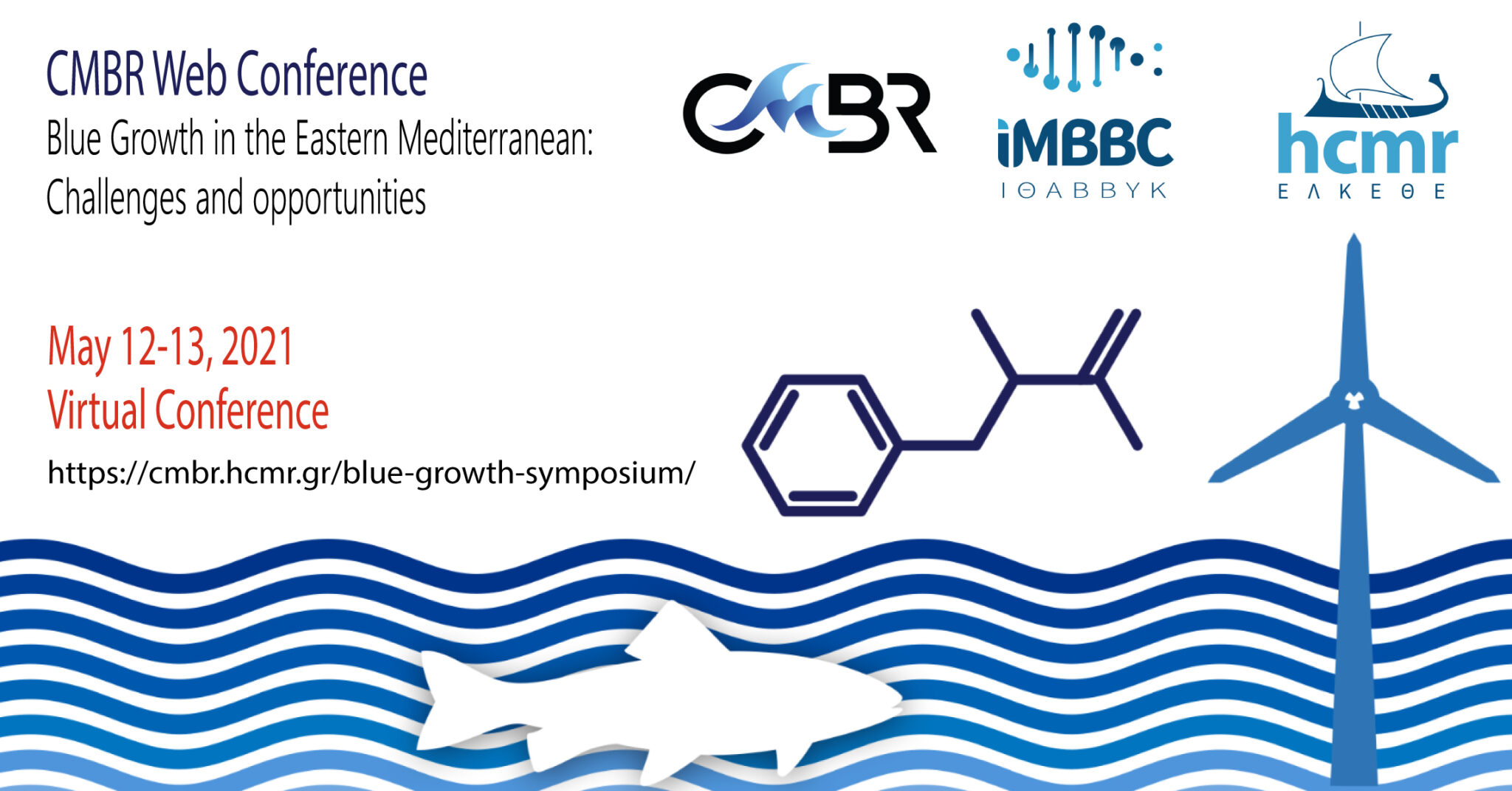 CMBR web conference on Blue Growth will be held online on May 12-13 https://cmbr.hcmr.gr/blue-growth-symposium/