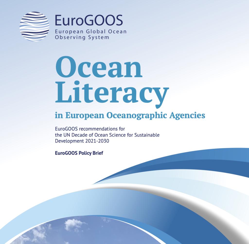 EuroGOOS Ocean Literacy Policy 2021